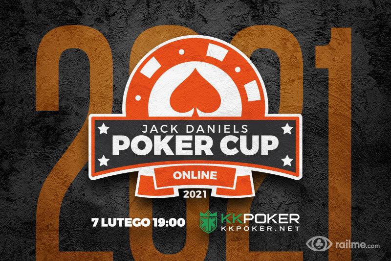 Jack Daniels Poker Cup Online już 7 lutego na KKPoker!
