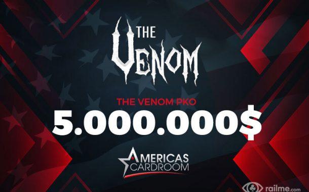 5.000.000$ gwarantowane w kolejnej edycji The Venom PKO