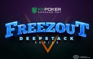 Freezout Deepstack Series - startuje nowa liga na KKPoker!