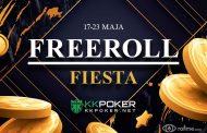 Freeroll Fiesta w tym tygodniu na KKPoker!