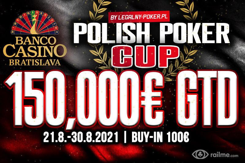 Poznaliśmy harmonogram Polish Poker Cup 2021!