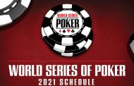 Ogłoszono harmonogram WSOP 2021!