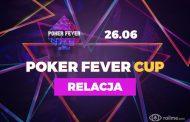 Poker Fever Cup – dzień 1B+1C – relacja na żywo 03:30