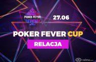 Poker Fever Cup – finał – relacja na żywo 02:35