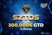 SZTOS - nowa seria turniejowa debiutuje w lipcu w Rozvadovie!