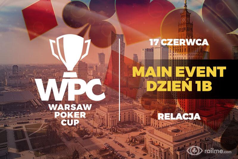 Warsaw Poker Cup dzień 1B - relacja na żywo - 02:50