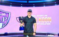 PokerGO Cup – Jason Koon zwycięzcą turnieju #6