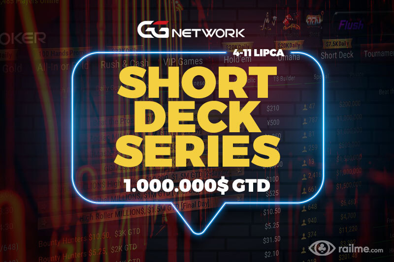 Short Deck Series – 71 turniejów w harmonogramie festiwalu na GGNetwork