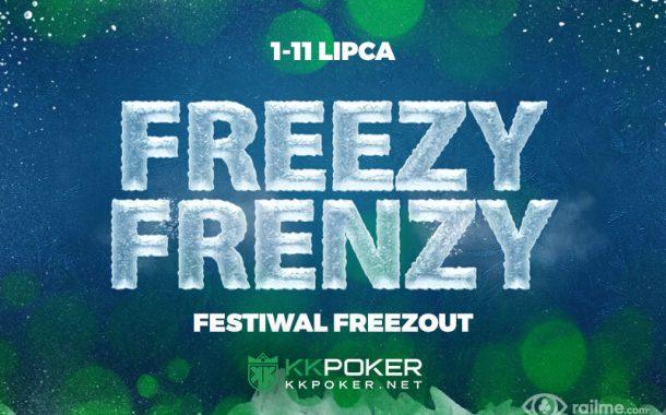KKPoker – rusza festiwal Freeze Frenzy z gwarantowaną pulą 112.000$!