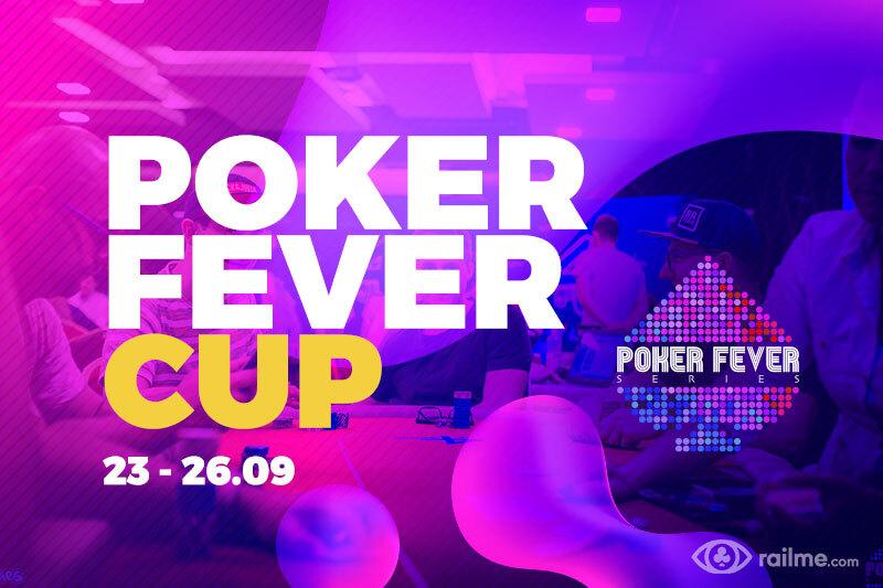 We wrześniu kolejna edycja Poker Fever Cup!