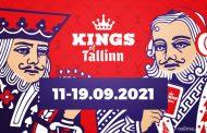 Kings of Tallinn 2021 odbędzie się w dniach 11-19 września