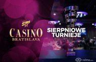 Rebuy Stars Casino Bratysława zaprasza na sierpniowe turnieje!