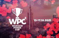 13 października rozpoczyna się Warsaw Poker Cup 2!