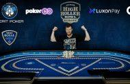SHRB Europe – Wiktor Malinowski mistrzem Main Eventu, wygrywa 3.690.000$!