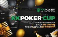 KKPoker – 12 września turniej urodzinowy z pulą 100.000$!