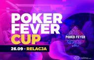 Poker Fever Cup – finał – relacja na żywo 01:10