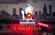 Warsaw Poker Open High Roller - relacja na żywo 09:00