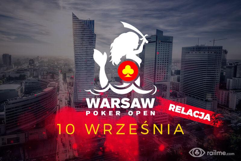 Warsaw Poker Open Championship 1B – relacja na żywo 04:00