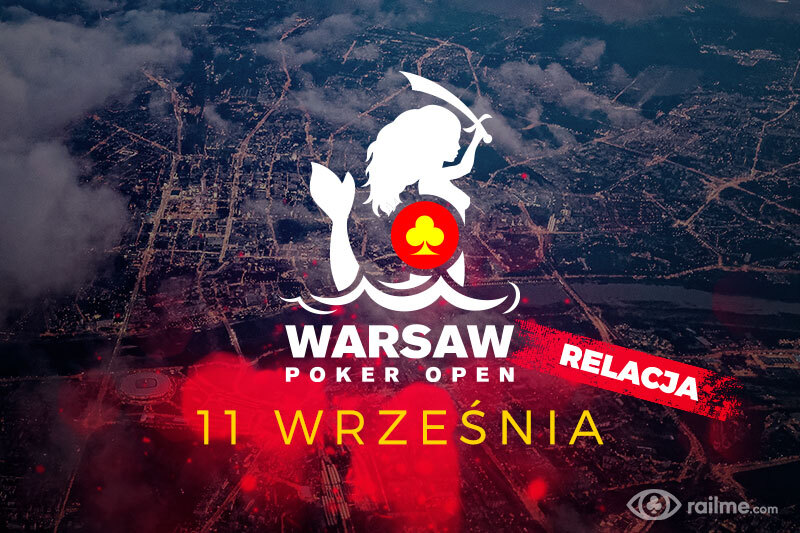 Warsaw Poker Open Championship 1C – relacja na żywo 04:00