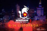 Warsaw Poker Open - druga edycja już w listopadzie!