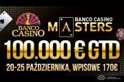 Rozpoczyna się 28. edycja Banco Casino Masters