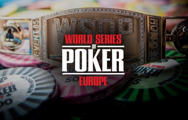 Ogłoszono pełny harmonogram WSOP Europe 2021